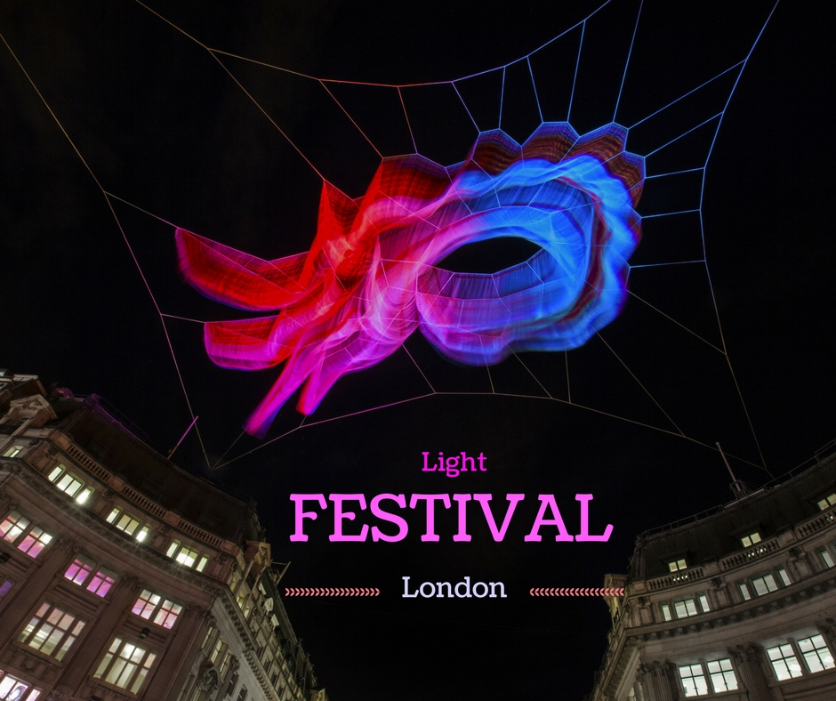 London's Light Festival