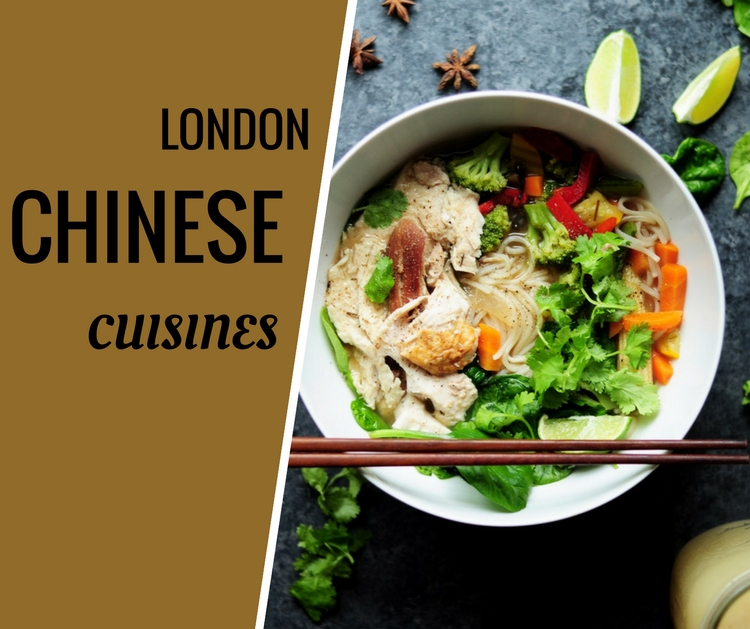 Taste of Delicious Chinese food in London