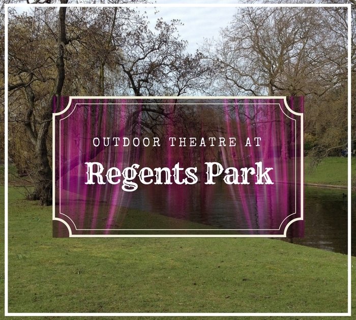 Regents Park Outdoor Theatre