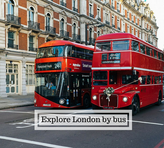 Explore London by bus